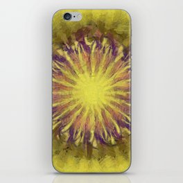 Horticulturally Balance Flower  ID:16165-124321-21420 iPhone Skin