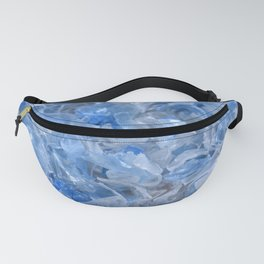 Plastic flakes Fanny Pack