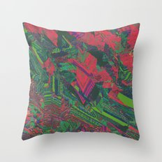 New Sacred 46 (2014) Throw Pillow