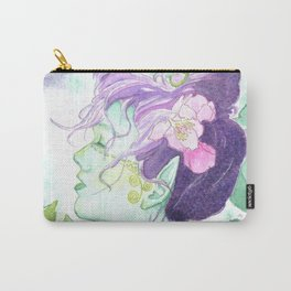 The Blackberry Faery Carry-All Pouch