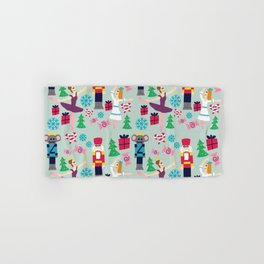 The Nutcracker Hand & Bath Towel