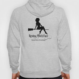 Resting Witch Face Hoody