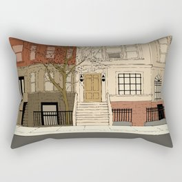 Brownstone Rectangular Pillow