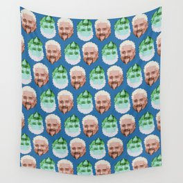Guy Fieri Repeated Pattern Wall Tapestry