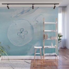 jellyfish ii Wall Mural