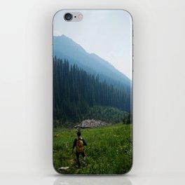 In the Haze iPhone Skin