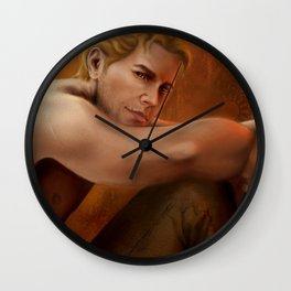 Dragon Age - Cullen - To work? Wall Clock