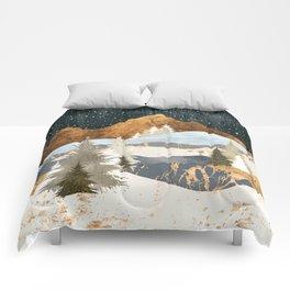 Winter Stars Comforters