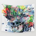 COLORFUL SKULL by rizapeker