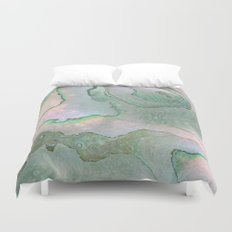 Shell Texture Duvet Cover