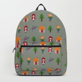 LITTLE RED RIDING HOOD Backpack