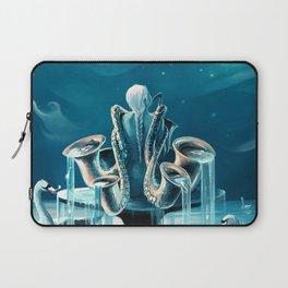 Everlasting Blues Laptop Sleeve