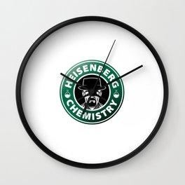 Heisenberg Chemistry - Breaking Bad Wall Clock