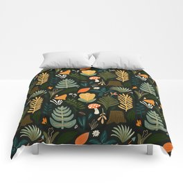 FOREST PATTERN Comforters