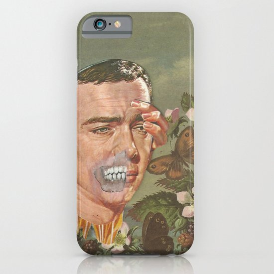 Citizen of Mordeville iPhone & iPod Case