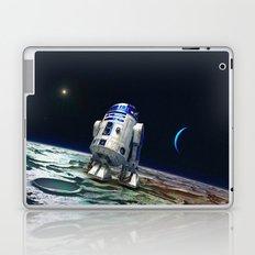 R2 In The Moon Laptop & iPad Skin