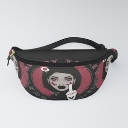 ONE-WAY TICKET Fanny Pack