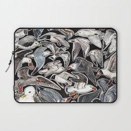 Sea gulls for bird lovers Laptop Sleeve