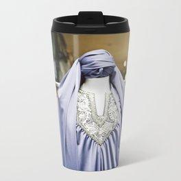 The middle Metal Travel Mug