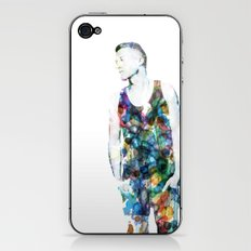 Macklemore iPhone & iPod Skin