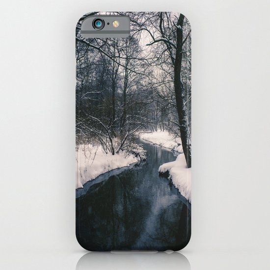 Almost frozen iPhone & iPod Case