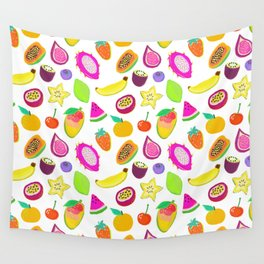 Fruit Punch Wall Tapestry