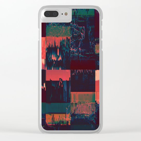 cystyl styge Clear iPhone Case