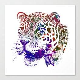 Jaguar 1 Canvas Print
