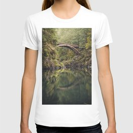 Moulton Falls Bridge T-shirt