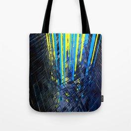 Dancing Lights Tote Bag