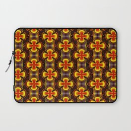 Pattern of friendship ... Laptop Sleeve