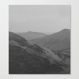 Dark Landscape 6 Canvas Print