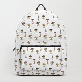 Gentle Mushrooms Backpack