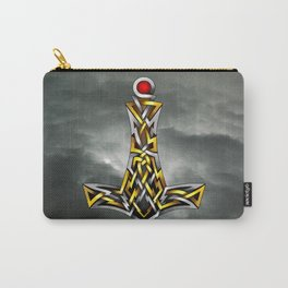 Thor's Hammer Mjolnir Carry-All Pouch