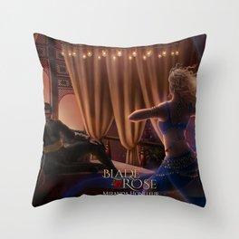 Brennan & Rielle Throw Pillow