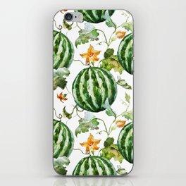 Melon Pattern 05 iPhone Skin