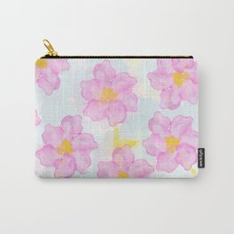Dazed Flower Carry-All Pouch