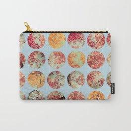 Cloud Inkblot Carry-All Pouch
