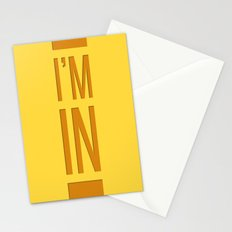 In Stationery Cards