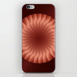 Magic circle iPhone Skin