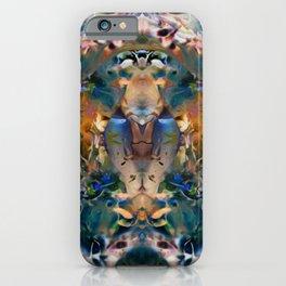 Sacred Molecule iPhone Case