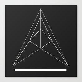 Acidulant Logo Canvas Print