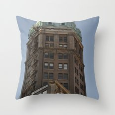 heritage vancouver Throw Pillow