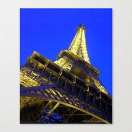 Eiffell Tower Canvas Print