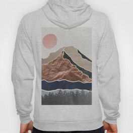 Mount Hood Oregon - Daylight Wilderness Hoody