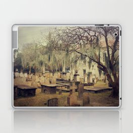 Charleston Circular Cemetery Laptop & iPad Skin