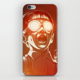 FIREEE! iPhone Skin