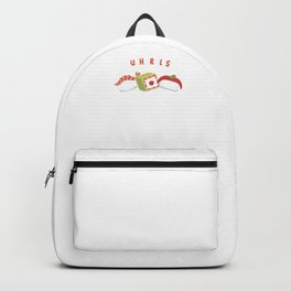 Gender Equality Sushi Rolls Not Gender Roles LGBTQ Supporter Gift Backpack