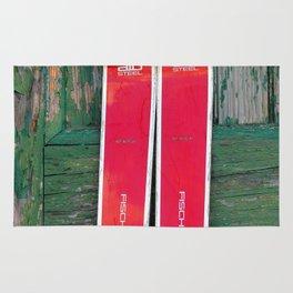 Vintage Skis - Fischer Alu Rug