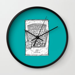 The Musical Fruit Wall Clock